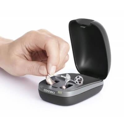 Máy trợ thính siêu nhỏ pin sạc mood Li G5